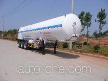 Wufeng JXY9405GDY cryogenic liquid tank semi-trailer