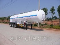 Wufeng JXY9406GDY1 cryogenic liquid tank semi-trailer