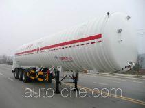 Wufeng JXY9407GDY4 cryogenic liquid tank semi-trailer