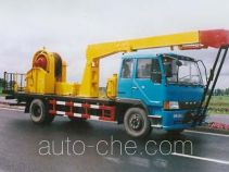 Qingquan JY5110TCY10 well servicing rig (workover unit) truck