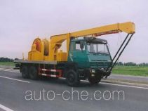 Qingquan JY5201TCY20 well servicing rig (workover unit) truck