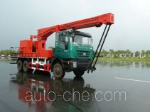 Qingquan JY5251TCYC20 well servicing rig (workover unit) truck