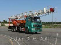 Qingquan JY5252TXJ40 well-workover rig truck