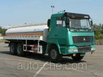 Qingquan JY5253GYS13 water tank truck