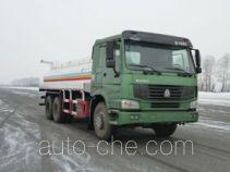 Qingquan JY5254GGS13 water tank truck