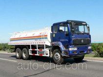 Qingquan JY5254GYS14 water tank truck