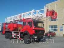 Qingquan JY5254TXJ40 well-workover rig truck