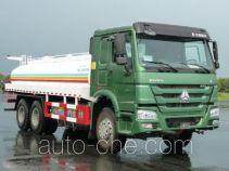 Qingquan JY5255GGS13 water tank truck
