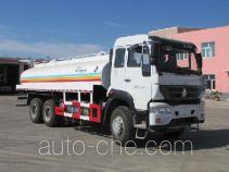 Qingquan JY5255GGS14 water tank truck