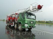 Qingquan JY5300TXJ40 well-workover rig truck