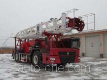 Qingquan JY5300TXJ90 well-workover rig truck