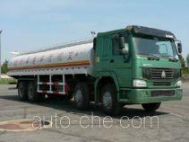 Qingquan JY5311GYS23 water tank truck