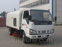 银盾牌JYC5060TSLQL1型扫路车