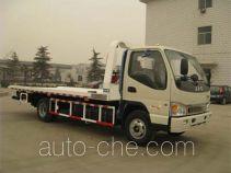 银盾牌JYC5080TQZHFC1型清障车