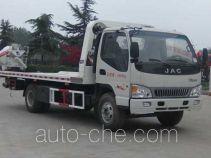 银盾牌JYC5080TQZHFC2型清障车