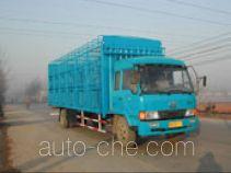 银盾牌JYC5120CCQ型畜禽运输车