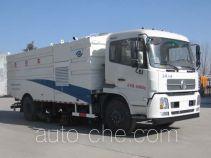 银盾牌JYC5160TXSDFL1型洗扫车