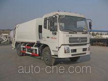 银盾牌JYC5160ZYSDFL2型压缩式垃圾车