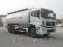 银盾牌JYC5250GFLDFL1型低密度粉粒物料运输车