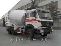 Yindun JYC5250GJBND2 concrete mixer truck