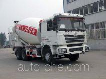 Yindun JYC5250GJBSX5 concrete mixer truck