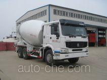 Yindun JYC5250GJBZZ1 concrete mixer truck