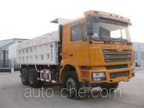 银盾牌JYC5250ZLJSX6型自卸式垃圾车