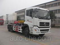 银盾牌JYC5250ZXXDFL3型车厢可卸式垃圾车