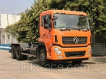 Yindun JYC5250ZXXDFL4 detachable body garbage truck
