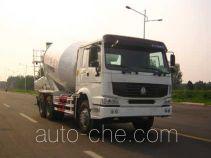 Yindun JYC5256GJB concrete mixer truck