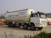 银盾牌JYC5313GFL型粉粒物料运输车