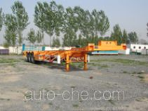 Yindun JYC9371TJZ container carrier vehicle