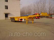 Yindun JYC9400TJZ container transport trailer