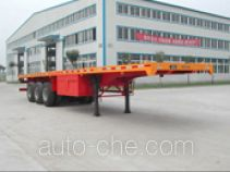 Yindun JYC9390TJZP container carrier vehicle