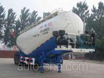 银盾牌JYC9400GFL型粉粒物料运输半挂车