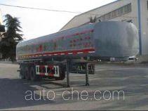 银盾牌JYC9400GYY型运油半挂车