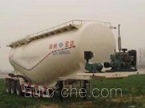 银盾牌JYC9401GFL型粉粒物料运输半挂车