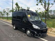 Shentan JYG5040TXUG5 patrol car