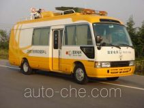 Shentan JYG5053XZH emergency power supply command vehicle