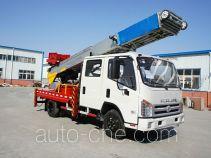 Luye JYJ5040JGK aerial work platform truck