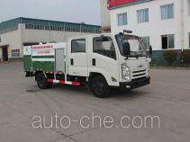 绿叶牌JYJ5040XFYE型防疫车