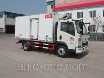 Luye JYJ5047XLCE refrigerated truck