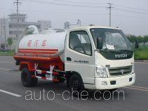绿叶牌JYJ5050GXW型吸污车