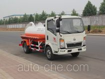 Luye JYJ5067GXWD sewage suction truck