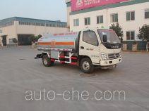 Luye JYJ5070GJYD fuel tank truck