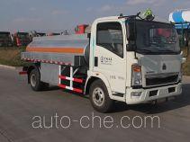 Luye JYJ5087GJYD fuel tank truck