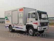 Luye JYJ5120XJS water purifier truck