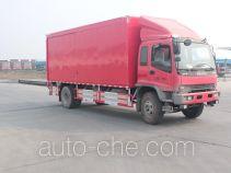 Luye JYJ5160XXYD box van truck
