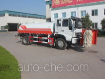 Luye JYJ5161GQXE highway guardrail cleaner truck