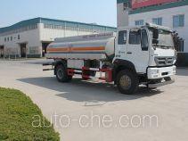 绿叶牌JYJ5161GYYE型运油车